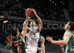 Real Madrid – Zalgiris Kaunas (Euroleague basketball)